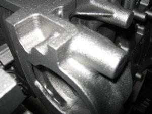 Controle non destrutif de piece industrielle